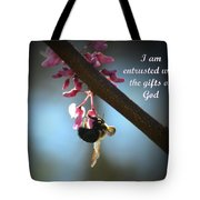 God's Gifts Tote Bag