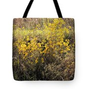 God's Golden Bouquet In Autumn Tote Bag