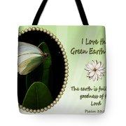 God's Goodness Tote Bag