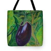 God's Kitchen Series No 6 Brinjal Tote Bag