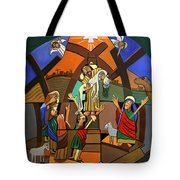 Gods Only Son Tote Bag