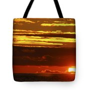 Gods Painting Tote Bag