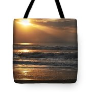 God's Rays Tote Bag