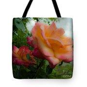God's Roses Tote Bag
