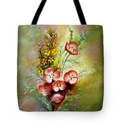 God's Smile Tote Bag
