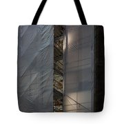 Gods Works Are Secret. Duomo. Milano Milan Tote Bag