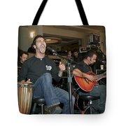 Godsmack Tote Bag