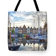 Goes Harbour Tote Bag