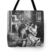 Goethe: Doctor Faust Tote Bag