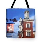 Goin To The Yard Tote Bag