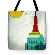 Going Away Tote Bag