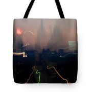 Going Downtown Tote Bag