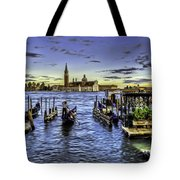 Going For A Ride Tote Bag