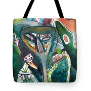 Going On Forever Tote Bag