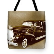 Going Out In Style Tote Bag
