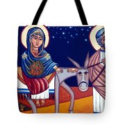 Going To Bethlehem Tote Bag