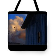 Going To Roost Tote Bag