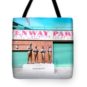 Going To The Park Tote Bag