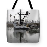 Going To Work Tote Bag by Amanda Barcon