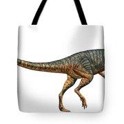 Gojirasaurus Dinosaur Tote Bag