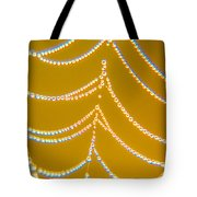 Gold And Diamonds Tote Bag