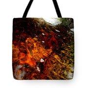 Gold And Myrrh Tote Bag