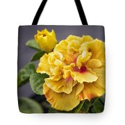 Gold Beauty Tote Bag