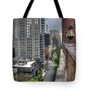 Gold Coast Rooftops Tote Bag