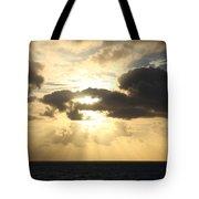 Gold Coast Sunrise Tote Bag