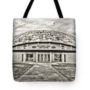 Gold Dome Tote Bag