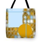 Gold Is My Wish Tote Bag