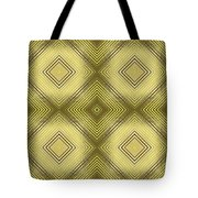 Gold Metallic 14 Tote Bag