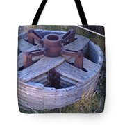 Gold Mine Pulley Tote Bag