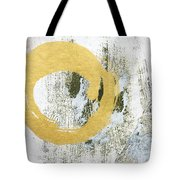 Gold Rush - Abstract Art Tote Bag