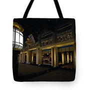 Golden Altar Of Kyoto Tote Bag