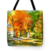 Golden Autumn Day 2 Tote Bag