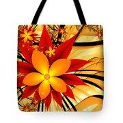 Golden Autumn Tote Bag
