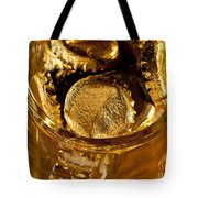 Golden Beer  Mug  Tote Bag