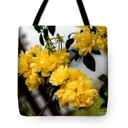 Golden Blooms One Tote Bag