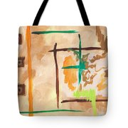 Golden Boxes Tote Bag