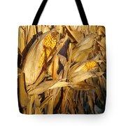 Golden Corn Tote Bag