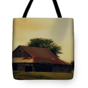 Golden Country Tote Bag