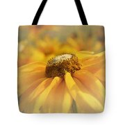 Golden Crown - Rudbeckia Flower Tote Bag