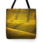 Golden Fields Tote Bag