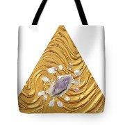 Golden Flow Creator Tote Bag