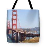 Golden Gate 8055 Tote Bag