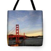 Golden Gate Bridge 2 Tote Bag