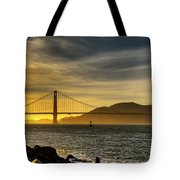 Golden Gate Bridge Tote Bag