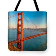 Golden Gate - San Francisco Tote Bag