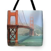 Golden Gate Tote Bag